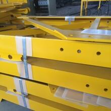 供应F023C塔吊L46A1片式标准节中联片式标准节价格图片