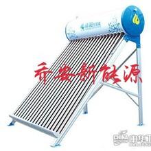 石家莊沐陽壁掛太陽能熱水器圖片