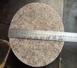 优质耐磨台湾进口8寸百洁垫兽毛结晶白色强力去污抛光垫