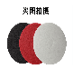 石材抛光专用打磨垫配合机器17寸耐磨保养抛光垫进口