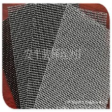 厂家生产304不锈钢金刚网纱窗防盗网50丝14目纱窗用