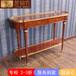 亚历山大玄关柜家具客厅沙发背几轻奢欧式装饰柜定制
