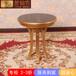 拉卡薩古典角幾法式家具雕花角幾高端定制