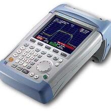 罗德与施瓦茨FSH6手持频谱分析仪低价租赁