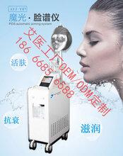水氧注氧仪纯氧抗衰仪补水清洁喷雾美容高端综合皮肤管理仪