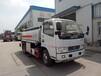 杭州东风多利卡油罐车移动加油车多少钱