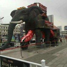 武汉机械大象出租