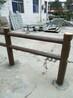 树皮护栏产品