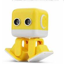 方小方机器人智能娱乐机器人蓝牙音响版方小方跳舞机器人图片