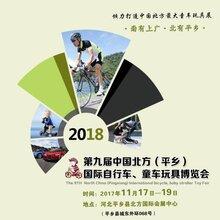第九届中国北方(平乡)国际自行车、童车玩具博览会