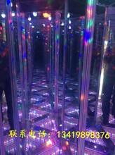 紫晨动感镜子迷宫、趣味迷宫游乐设备