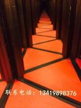 大型古典木质镜子迷宫游乐设备