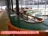 山西格拉瑞斯流水线铝型材操作台车间拉线打包台皮带传送设备车间防静电操作台