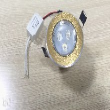 中山现货3W5W7W12W15W18WLED贴片天花灯大功率射灯筒灯LED天花灯图片