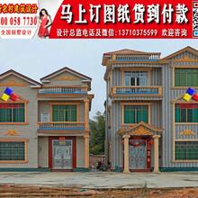 2017农村别墅图片大全农村房屋别墅设计图W548