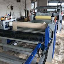 PUR熱熔膠貼面機木紋紙貼面機PVC發泡板貼合機廠家圖片
