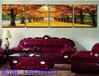 家装挂画壁画装饰画uv喷绘机集成墙板立体3d万能平板打印机厂家