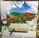 深圳UV打印机数码写真3d浮雕打印集成背景墙打印机厂家
