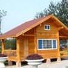 供青海防腐木涼亭和西寧防腐木木屋及格爾木防腐木花架