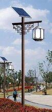 保定庭院灯一体化智能太阳能庭院灯