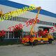22米高空作业车报价表,折臂式高空作业车销售