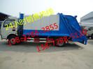 低价销售8吨压缩垃圾车,挂桶垃圾车厂家优惠活动