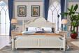 满江红家居——韩式双人床全实木款式婚床