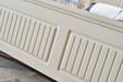 满江红家居——韩式实木衣柜采用美国进口橡胶木定制