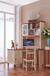 满江红家居——地中海实木卧室电脑办公桌椅