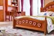 满江红家居——厂家直销优其屋系列实木床家具床