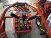 大棚蔬菜种植开沟机小型灵活轻便型机器手扶开沟埋藤机