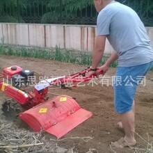 厂家直销小型旋耕机除草施肥旋耕机果园农田自走式旋耕机价格图片
