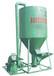 300公斤击立式鸡鸭饲料混合搅拌机定做颗粒饲料加工设备