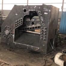 630噸液壓多功能鋁絲虎頭剪金億批發小型鑄鐵虎頭剪圖片