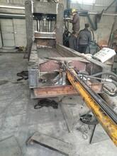 大型全自動龍門剪金屬角鐵液壓鱷魚剪液壓廢鋼龍門剪圖片