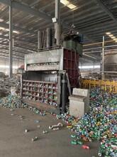 120型塑料瓶液壓打包機全自動飲料瓶打捆機圖片