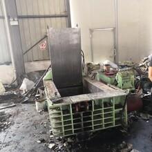 鋁材壓塊機型號液壓鋼下腳料壓塊機廠家直銷圖片