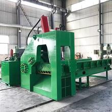 自动送料虎头式剪切机300吨液压多功能铁皮剪断机图片