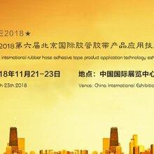 2018第六届北京国际胶管胶带产品应用技术展览会