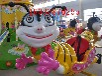 儿童游乐设备_公园自控小蜜蜂小型广场新型儿童游乐设施