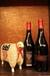 广州进口美国红酒供应批发美国三姐妹黑品诺红葡萄酒