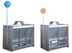 厂家直销养猪用304不锈钢双面干湿料槽,不锈钢料槽