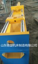 20吨键槽快速金属拉床内孔单键液压拉床图片