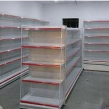 南充药房药店货架展示架定做批发厂家