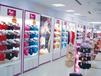 南充内衣饰品店展柜展示柜台展示机货柜定做厂家