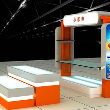 成都电器展柜/成都电器展示柜/电器货柜定做厂家
