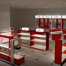 廠家直接生產成都玩具展柜玩具展示柜貨柜玩具展示架貨架圖片