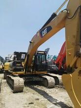 公司急售二手精品卡特320、323等各型号挖掘机