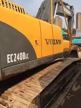 二手挖掘机沃尔沃240、290、360等各型号低价出售