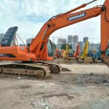 低价在朔州直销二手斗山220、300、370等各型号挖掘机